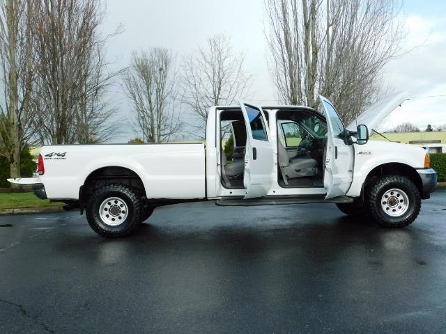 2001 Ford F-350 Super Duty Lariat / 4X4 / 7.3L DIESEL / LIFTED - Photo 29 - Portland, OR 97217