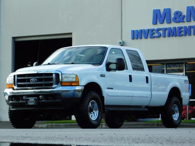 2001 Ford F-350 Super Duty Lariat / 4X4 / 7.3L DIESEL / LIFTED - Photo 36 - Portland, OR 97217