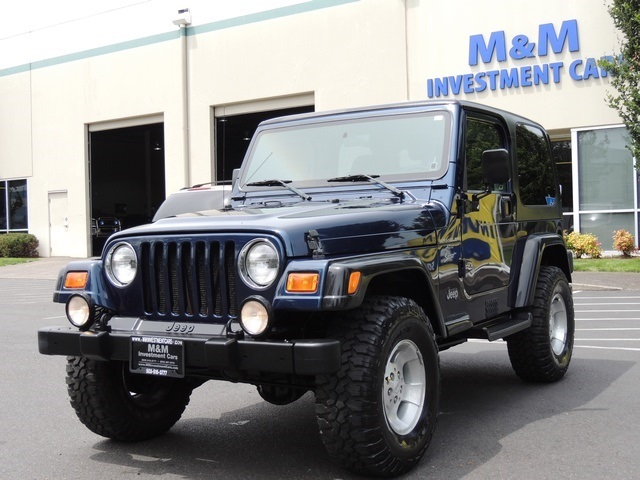 2000 jeep wrangler sport 4x4 6cyl 5 speed manual hard top rh mminvestmentcars com 2000 jeep wrangler manual transmission specs 2000 jeep wrangler manual transmission specs