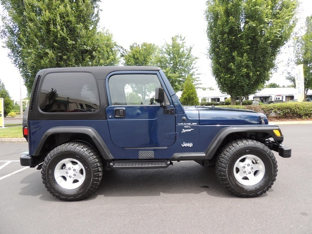 2000 jeep wrangler sport 4x4 6cyl 5 speed manual hard top rh mminvestmentcars com 2000 jeep wrangler manual transmission oil 2000 jeep wrangler manual transmission for sale