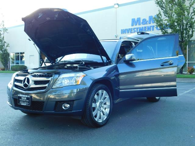 2011 Mercedes-Benz GLK GLK 350 4MATIC / 4WD / Panoramic Sunroof - Photo 25 - Portland, OR 97217