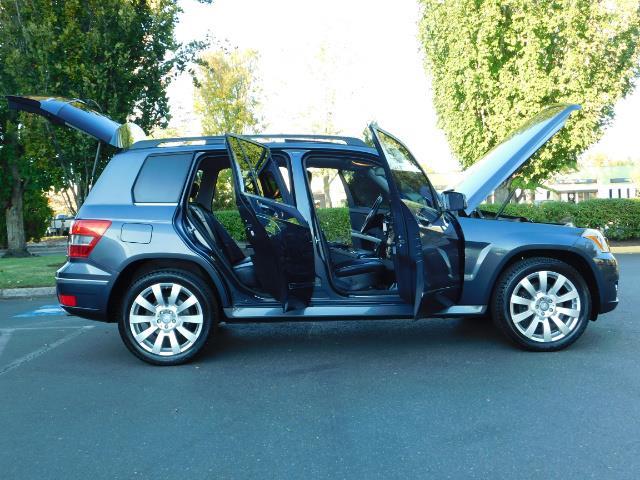2011 Mercedes-Benz GLK GLK 350 4MATIC / 4WD / Panoramic Sunroof - Photo 30 - Portland, OR 97217