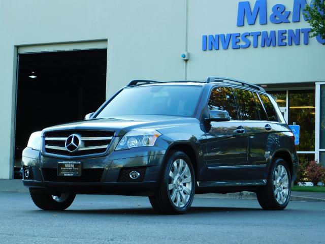 2011 Mercedes-Benz GLK GLK 350 4MATIC / 4WD / Panoramic Sunroof - Photo 47 - Portland, OR 97217