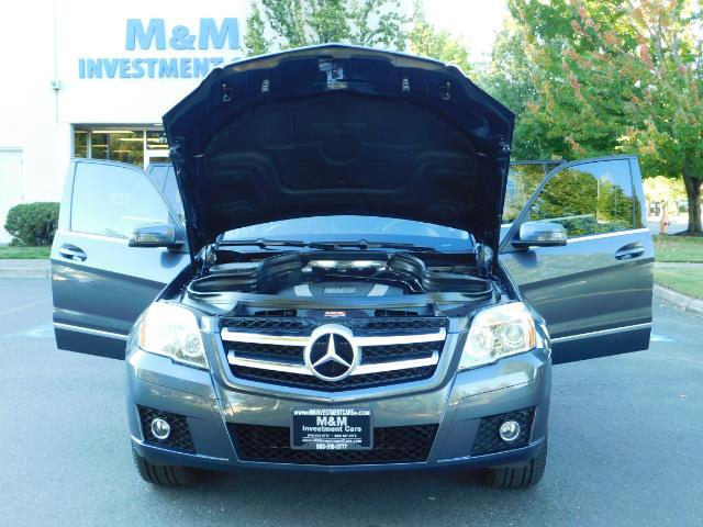 2011 Mercedes-Benz GLK GLK 350 4MATIC / 4WD / Panoramic Sunroof - Photo 32 - Portland, OR 97217