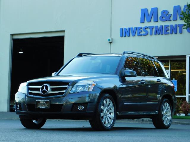 2011 Mercedes-Benz GLK GLK 350 4MATIC / 4WD / Panoramic Sunroof - Photo 46 - Portland, OR 97217