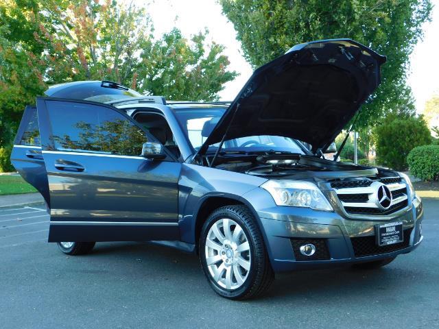 2011 Mercedes-Benz GLK GLK 350 4MATIC / 4WD / Panoramic Sunroof - Photo 31 - Portland, OR 97217