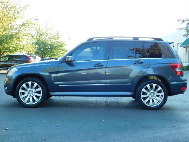 2011 Mercedes-Benz GLK GLK 350 4MATIC / 4WD / Panoramic Sunroof - Photo 3 - Portland, OR 97217
