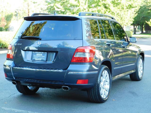 2011 Mercedes-Benz GLK GLK 350 4MATIC / 4WD / Panoramic Sunroof - Photo 8 - Portland, OR 97217