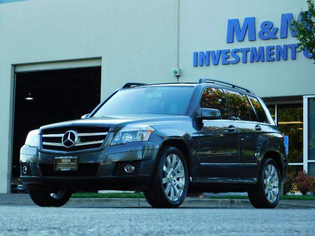 2011 Mercedes-Benz GLK GLK 350 4MATIC / 4WD / Panoramic Sunroof - Photo 44 - Portland, OR 97217