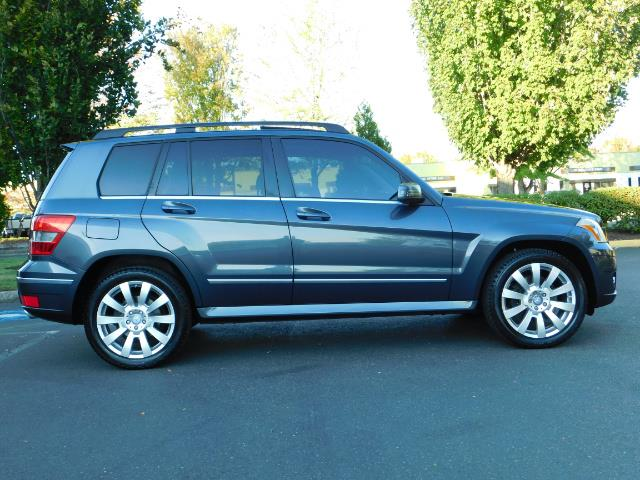 2011 Mercedes-Benz GLK GLK 350 4MATIC / 4WD / Panoramic Sunroof - Photo 4 - Portland, OR 97217