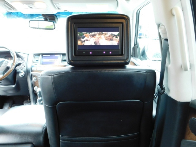 2012 Infiniti QX56 Sport Utility / 4WD / LOADED / 1-OWNER / Excel Con - Photo 47 - Portland, OR 97217