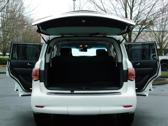 2012 Infiniti QX56 Sport Utility / 4WD / LOADED / 1-OWNER / Excel Con - Photo 28 - Portland, OR 97217