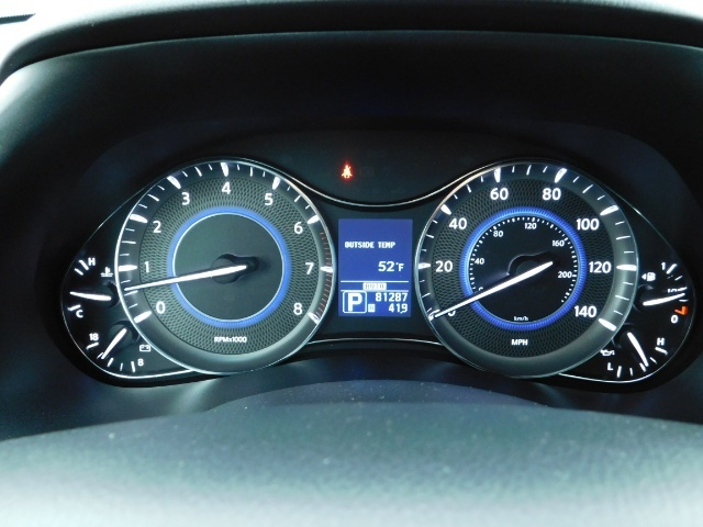 2012 Infiniti QX56 Sport Utility / 4WD / LOADED / 1-OWNER / Excel Con - Photo 48 - Portland, OR 97217