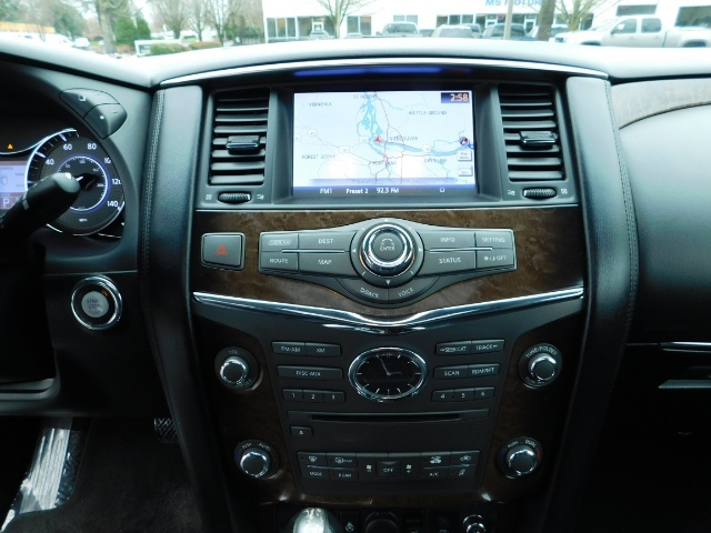 2012 Infiniti QX56 Sport Utility / 4WD / LOADED / 1-OWNER / Excel Con - Photo 20 - Portland, OR 97217