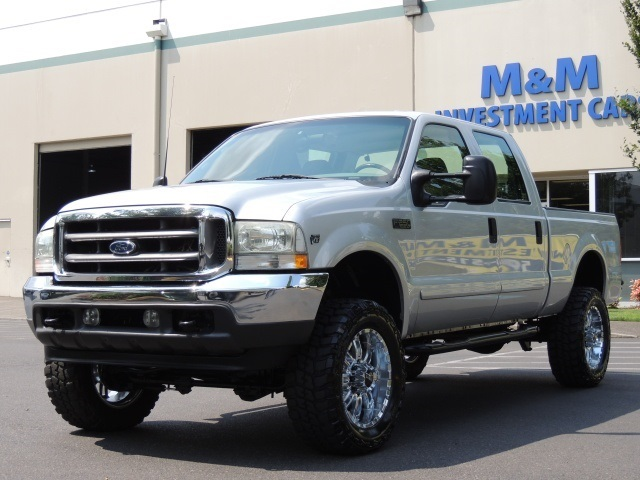 2002 ford f 250 super duty xlt 4x4 gas lifted lifted. Black Bedroom Furniture Sets. Home Design Ideas