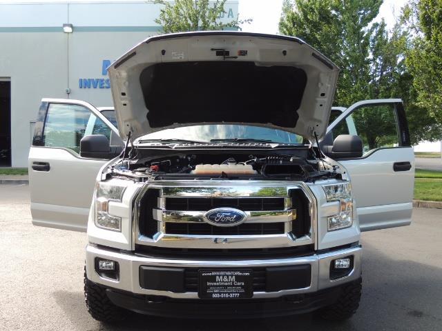 2016 Ford F-150 XLT / 4WD / Crew Cab / V8 5.0L / Excel Cond - Photo 32 - Portland, OR 97217