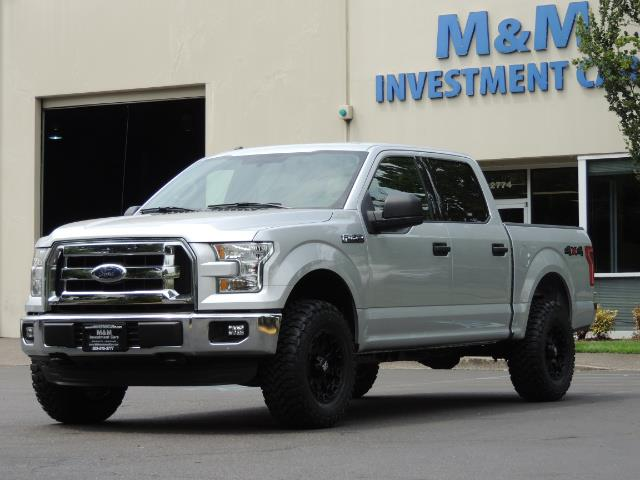 2016 Ford F-150 XLT / 4WD / Crew Cab / V8 5.0L / Excel Cond - Photo 40 - Portland, OR 97217