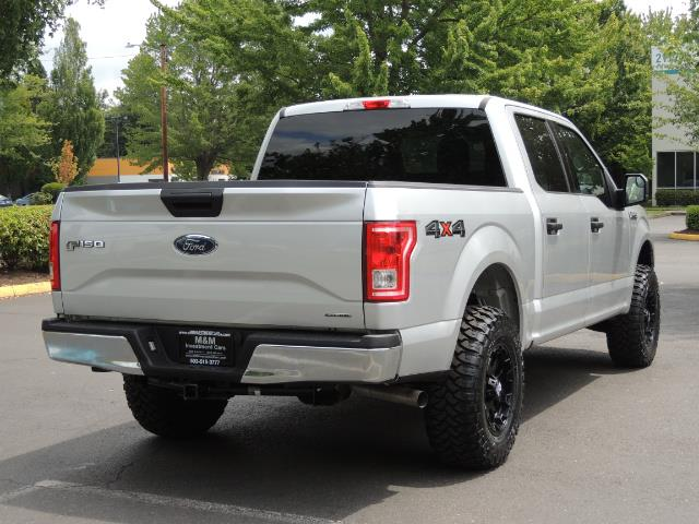 2016 Ford F-150 XLT / 4WD / Crew Cab / V8 5.0L / Excel Cond - Photo 8 - Portland, OR 97217
