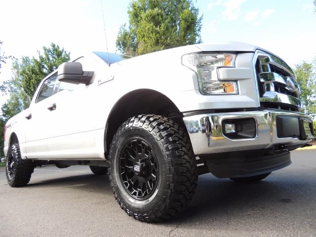 2016 Ford F-150 XLT / 4WD / Crew Cab / V8 5.0L / Excel Cond - Photo 10 - Portland, OR 97217