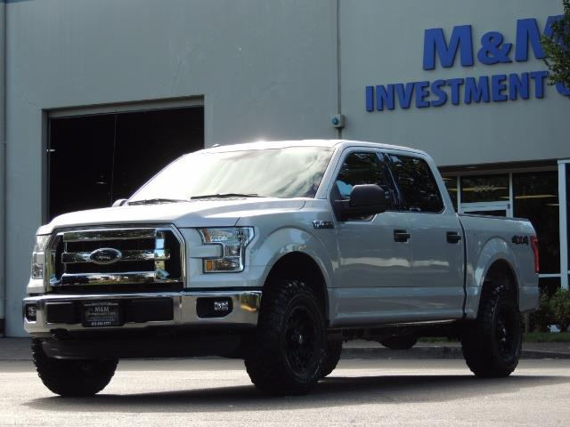 2016 Ford F-150 XLT / 4WD / Crew Cab / V8 5.0L / Excel Cond - Photo 34 - Portland, OR 97217