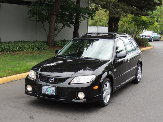 2003 mazda protege 5 sports wagon 5 speed manual 1 owner. Black Bedroom Furniture Sets. Home Design Ideas