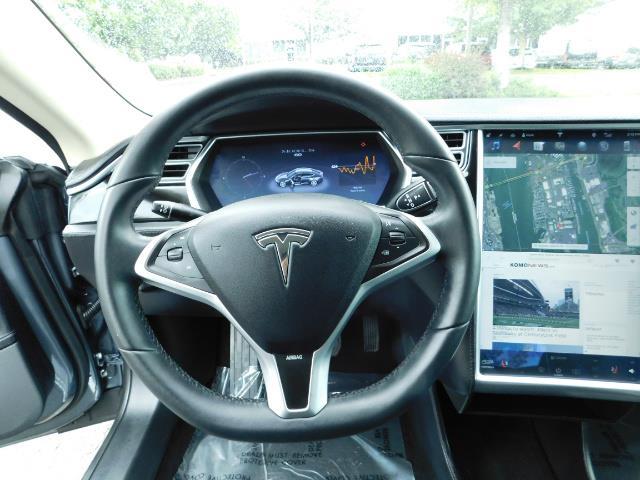 2013 Tesla Model S Tech Package / Smart Suspention / Leather / heated - Photo 34 - Portland, OR 97217