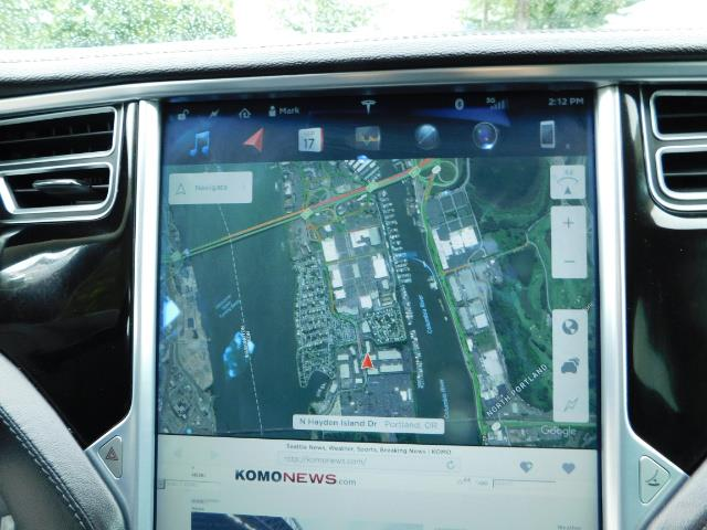 2013 Tesla Model S Tech Package / Smart Suspention / Leather / heated - Photo 21 - Portland, OR 97217