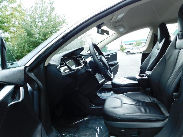 2013 Tesla Model S Tech Package / Smart Suspention / Leather / heated - Photo 14 - Portland, OR 97217