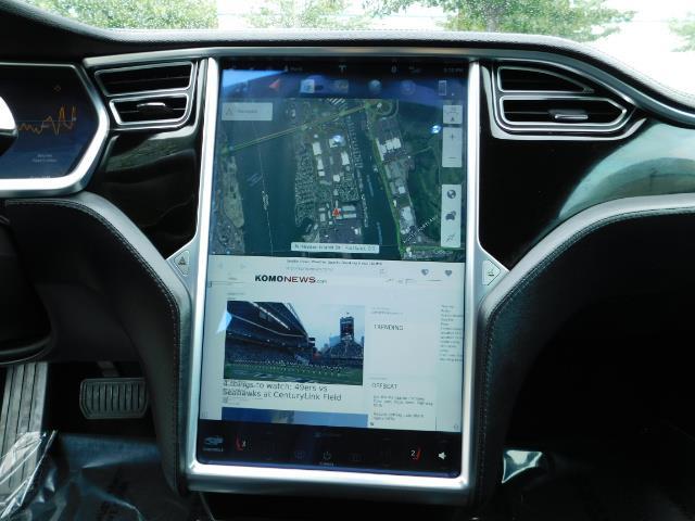 2013 Tesla Model S Tech Package / Smart Suspention / Leather / heated - Photo 33 - Portland, OR 97217