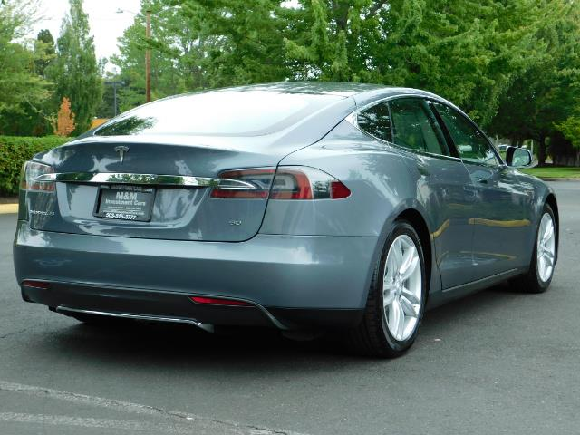 2013 Tesla Model S Tech Package / Smart Suspention / Leather / heated - Photo 8 - Portland, OR 97217