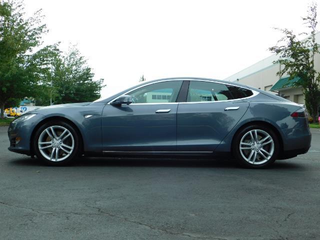2013 Tesla Model S Tech Package / Smart Suspention / Leather / heated - Photo 3 - Portland, OR 97217