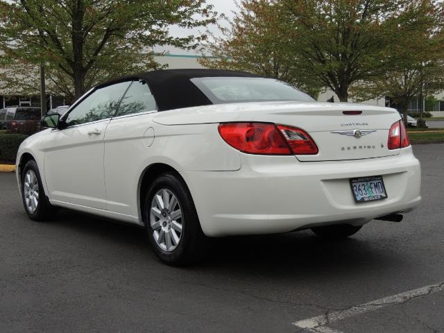 2009 Chrysler Sebring LX - Photo 7 - Portland, OR 97217
