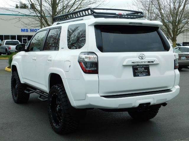 2016 Toyota 4Runner 4X4 V6 / NAVi / CAM / WARRANTY / LIFTED !! - Photo 7 - Portland, OR 97217