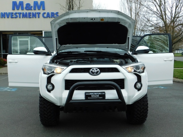 2016 Toyota 4Runner 4X4 V6 / NAVi / CAM / WARRANTY / LIFTED !! - Photo 30 - Portland, OR 97217