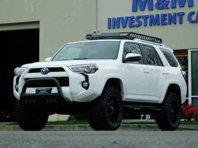 2016 Toyota 4Runner 4X4 V6 / NAVi / CAM / WARRANTY / LIFTED !! - Photo 40 - Portland, OR 97217
