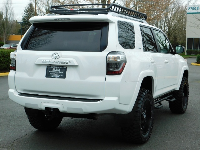 2016 Toyota 4Runner 4X4 V6 / NAVi / CAM / WARRANTY / LIFTED !! - Photo 8 - Portland, OR 97217