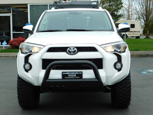 2016 Toyota 4Runner 4X4 V6 / NAVi / CAM / WARRANTY / LIFTED !! - Photo 5 - Portland, OR 97217