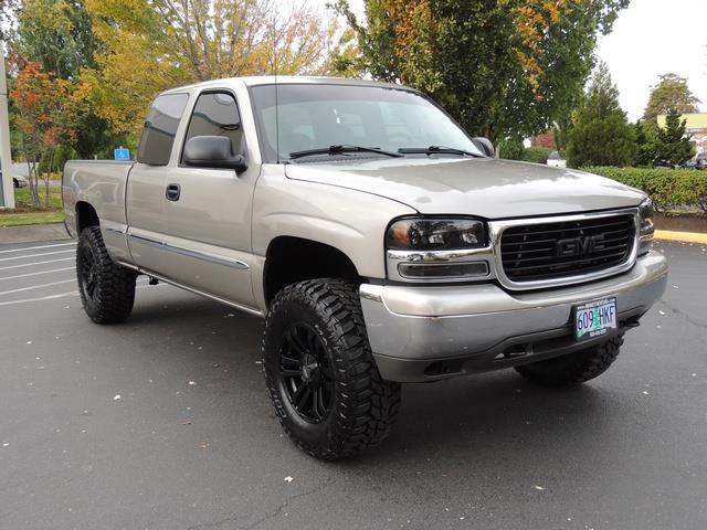 2002 gmc sierra 1500 sle extended cab 4 door lifted lifted 2002 gmc sierra 1500 sle extended cab