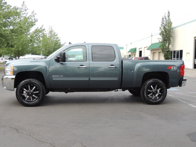2010 chevrolet silverado 2500 z71 4x4 6 6l duramax. Black Bedroom Furniture Sets. Home Design Ideas