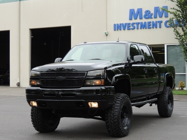 2005 chevrolet silverado 2500 lt 4x4 6 6l duramax diesel lifted lifted. Black Bedroom Furniture Sets. Home Design Ideas