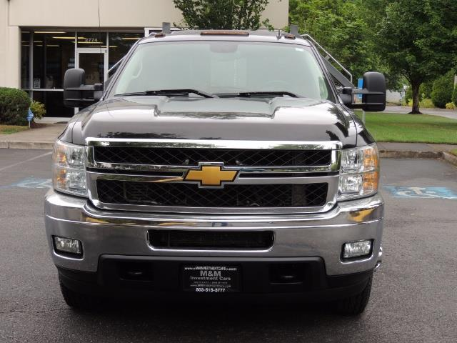 2011 Chevrolet Silverado 3500 LTZ DUALLY 4X4 FLAT BED 6.6L DURAMAX ALLISON - Photo 5 - Portland, OR 97217