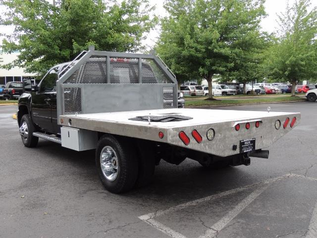 2011 Chevrolet Silverado 3500 LTZ DUALLY 4X4 FLAT BED 6.6L DURAMAX ALLISON - Photo 51 - Portland, OR 97217