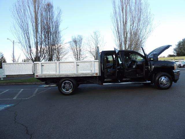 2011 Chevrolet Silverado 3500 LTZ DUALLY 4X4 FLAT BED 6.6L DURAMAX ALLISON - Photo 44 - Portland, OR 97217