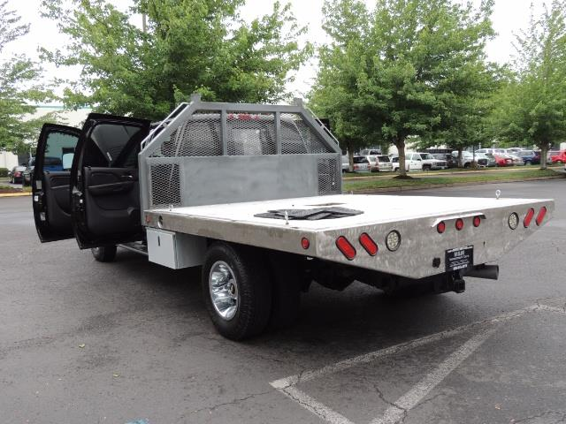 2011 Chevrolet Silverado 3500 LTZ DUALLY 4X4 FLAT BED 6.6L DURAMAX ALLISON - Photo 25 - Portland, OR 97217
