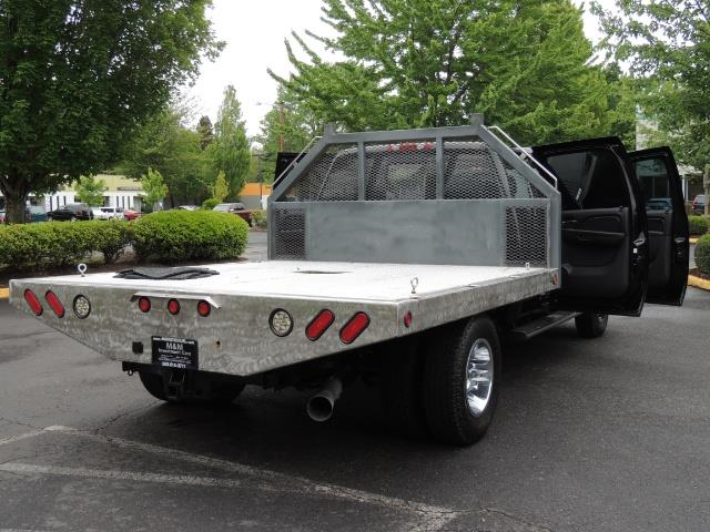 2011 Chevrolet Silverado 3500 LTZ DUALLY 4X4 FLAT BED 6.6L DURAMAX ALLISON - Photo 27 - Portland, OR 97217