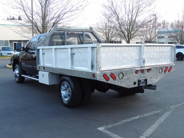 2011 Chevrolet Silverado 3500 LTZ DUALLY 4X4 FLAT BED 6.6L DURAMAX ALLISON - Photo 20 - Portland, OR 97217