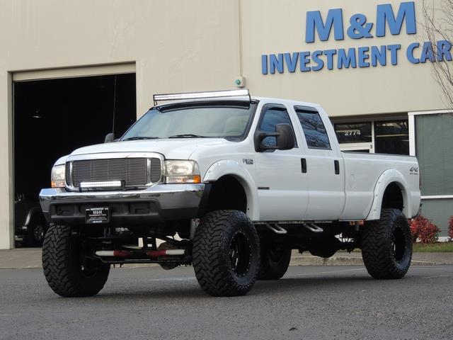 2000 Ford F-350 LARIAT 4X4 LONG BED / 7.3 DIESEL / MONSTER LIFTED - Photo 44 - Portland, OR 97217