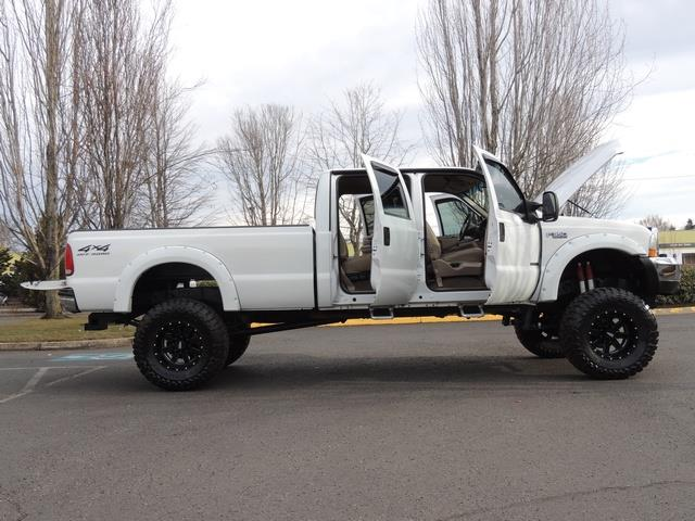 2000 Ford F-350 LARIAT 4X4 LONG BED / 7.3 DIESEL / MONSTER LIFTED - Photo 21 - Portland, OR 97217