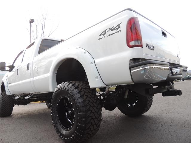 2000 Ford F-350 LARIAT 4X4 LONG BED / 7.3 DIESEL / MONSTER LIFTED - Photo 12 - Portland, OR 97217