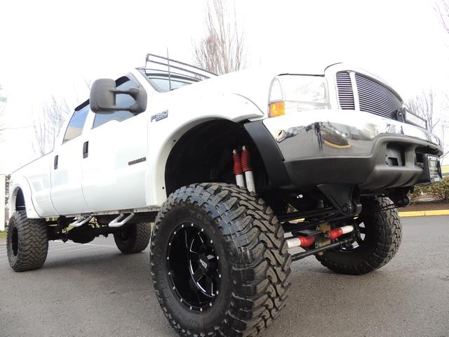 2000 Ford F-350 LARIAT 4X4 LONG BED / 7.3 DIESEL / MONSTER LIFTED - Photo 10 - Portland, OR 97217